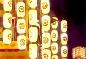 祇園祭の前祭の宵々山のほこ天に行ってきたった♪