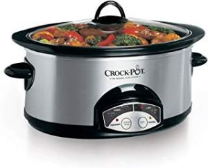 Crock Pot and easy way of slow cooking when you have a chronic illness