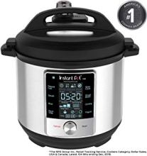 Instant Pot for cooking with a chronic illness.
