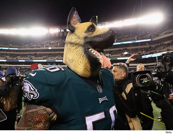Eagles Are Asking Fans To Wear Dog Masks To This Sunday's Game