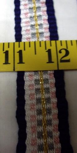 Pastel Bricks, Ladders and Stripes