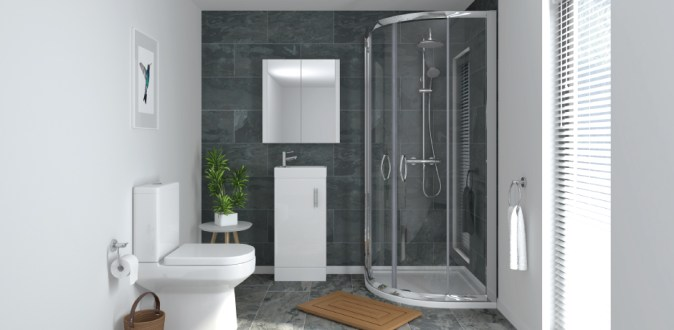 BATHROOM     CatCubed There is no doubt that shower enclosures look amazing and they can surely change  the overall appearance of a bathroom  They will also make the bathroom
