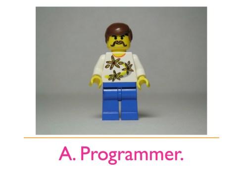 A. Programmer