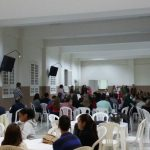 Confraternização reuniu voluntários da Festa de Sant'Ana