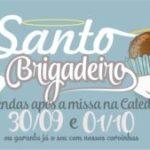 """Final de semana tem """"Santo Brigadeiro"""" dos coroinhas"""