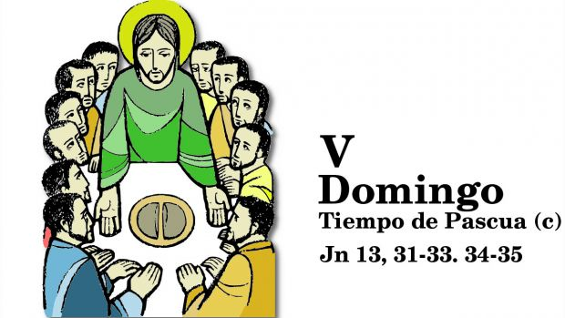 V Domingo de Pascua (C)