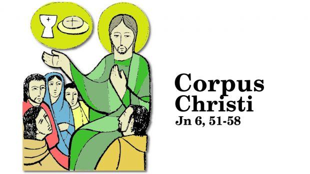Solemnidad Santísimo Cuerpo y Sangre de Cristo (A)