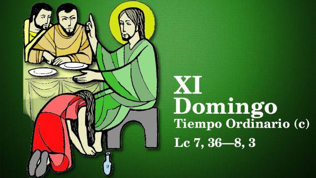 XI Domingo del Tiempo Ordinario (C)