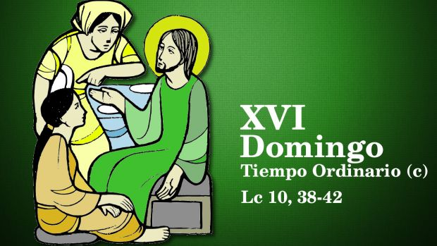 XVI Domingo del Tiempo Ordinario (c)