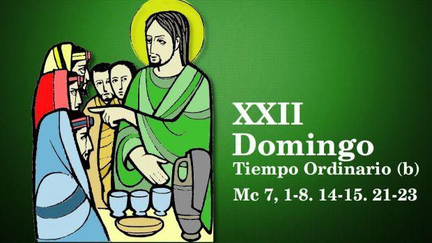 XXII Domingo del Tiempo Ordinario (B)
