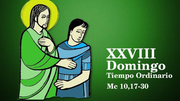 XXVIII Domingo del Tiempo Ordinario (B)