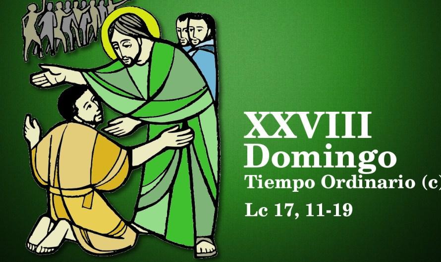 XXVIII Domingo del Tiempo Ordinario (C)