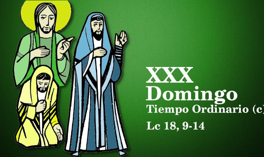 XXX Domingo del Tiempo Ordinario (C)