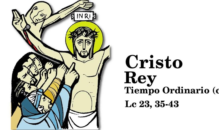 Solemnidad de Cristo Rey del Universo