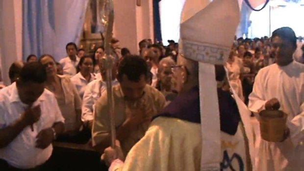 Bendición a los Fieles en la Solemnidad de la Inmaculada Concepción
