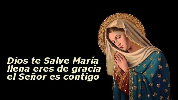 El «Ave María» explicado parte por parte