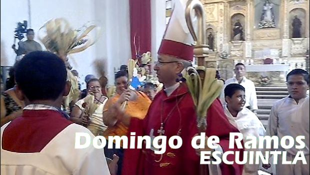 Domingo de Ramos en Escuintla