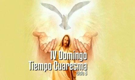IV Domingo de Cuaresma B