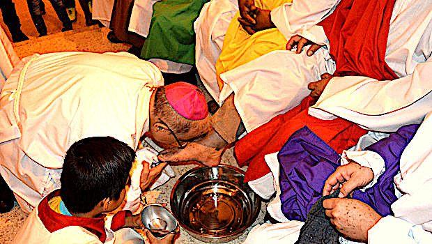Santa Misa de la Cena del Señor