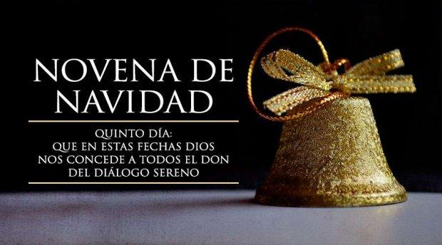 Novena de Navidad: quinto día