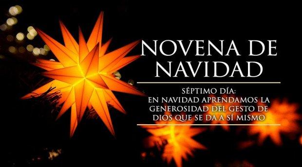 Novena de Navidad: séptimo día