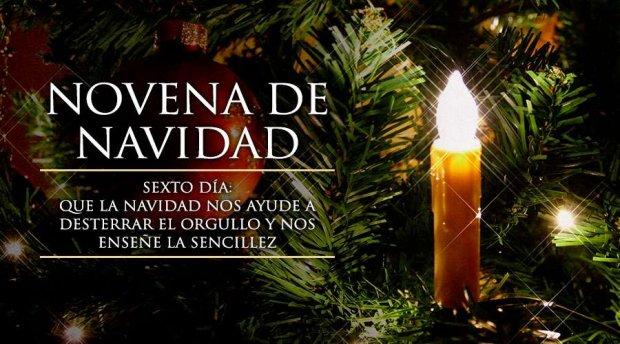Novena de Navidad: sexto día