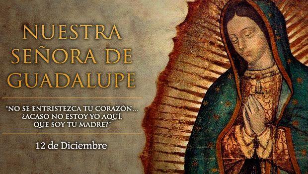Nuestra Señora de Guadalupe – México