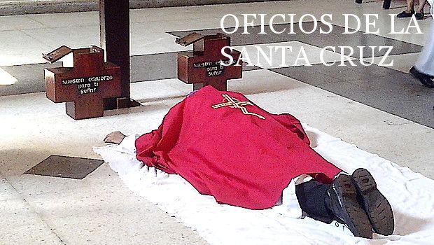 Oficios de la Santa Cruz