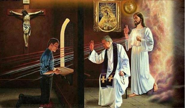 Sacramento de la Confesión