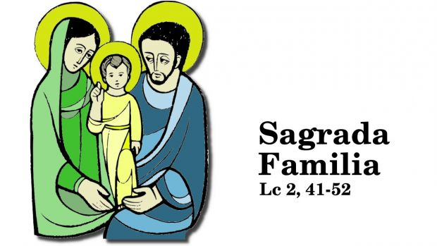 La Sagrada Familia (C)