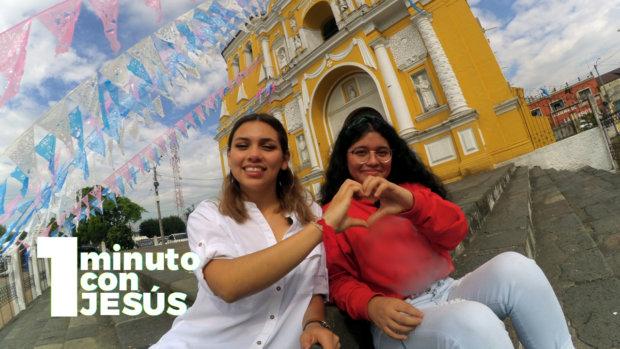 Un minuto con Jesús: VI Domingo de Pascua