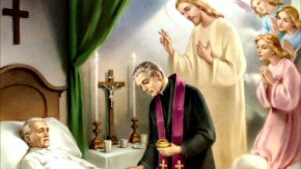 Unción de los enfermos, un sacramento de vivos