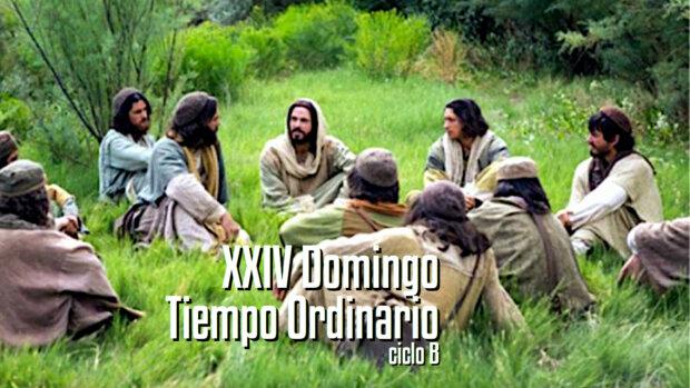 XXIV Domingo del Tiempo Ordinario B