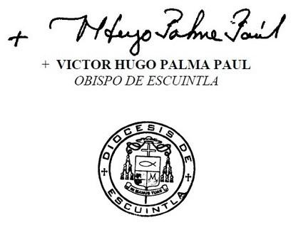 Monseñor Víctor Hugo Palma