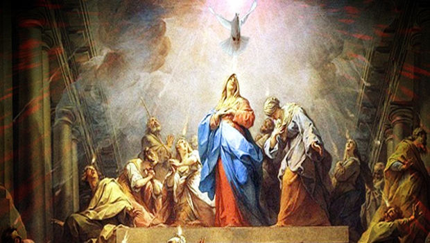 Homilía en la Solemnidad de Pentecostés