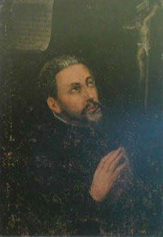 VERDADERO RETRATO DE SAN JUAN DE ÁVILA