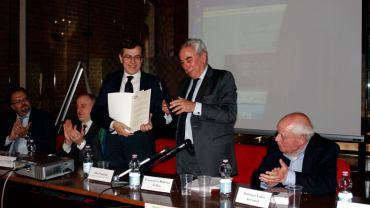 Universidade de Milão inaugura cátedra António Lobo Antunes com a presença do escritor
