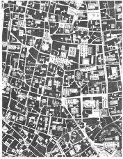 7 - Roma 1748 segun Nolli sector central