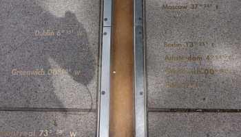 Meridiano Greenwich Geografia