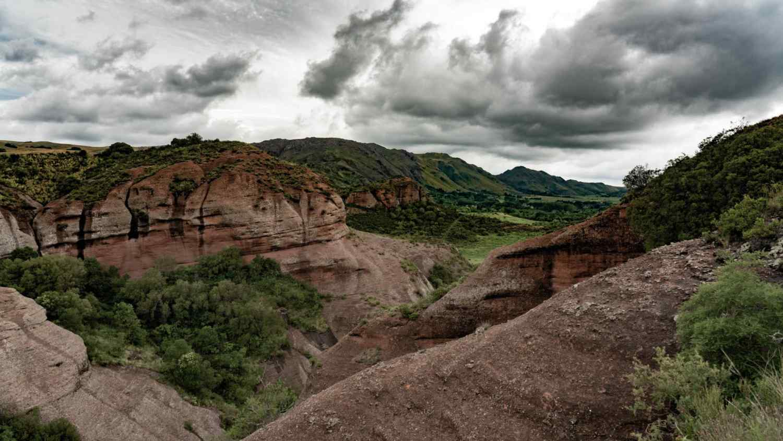 Cuevas Ongamira Córdoba 7 maravillas