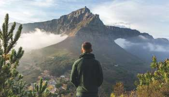 Montaña de la mesa Sudafrica 7 Maravillas del Mundo