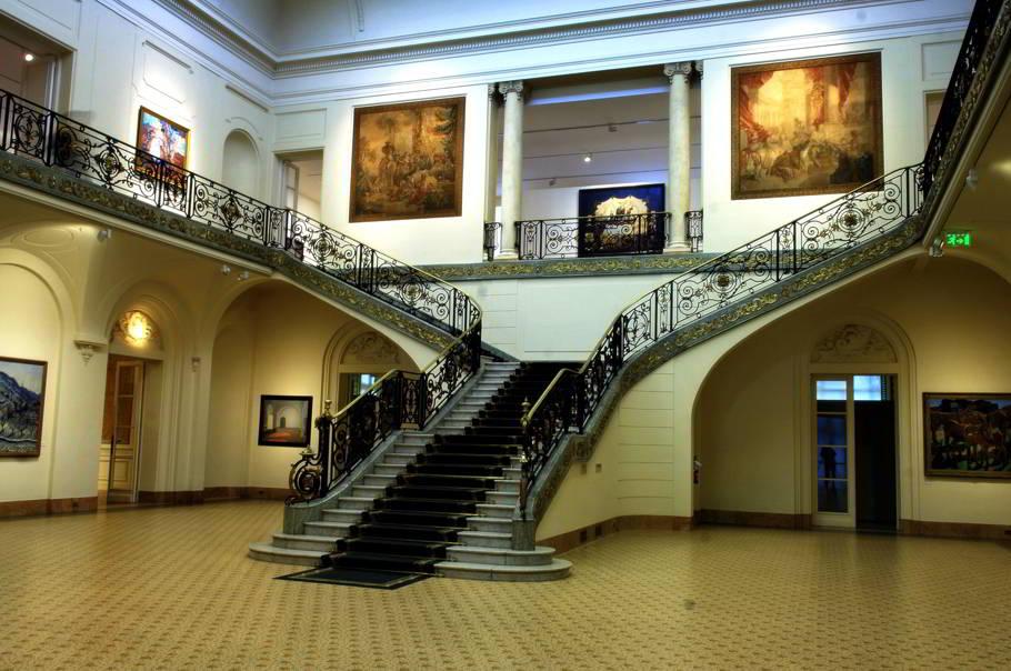 Museo Evita Palacio Ferreyra Córdoba