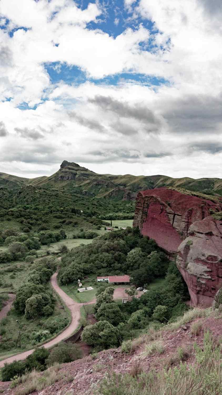 Cuevas de Ongamira Cordoba