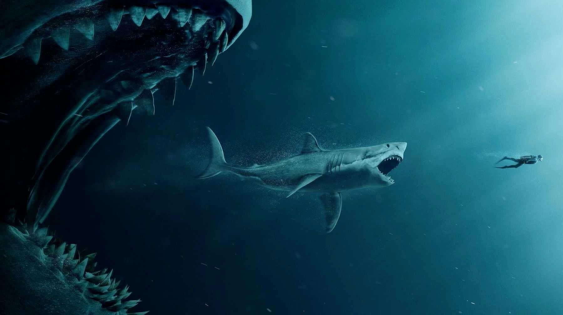 """Megatubarão 2"""" está acontecendo e será dirigido pelo diretor de """"Rebecca"""", da Netflix – Categoria Nerd"""