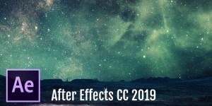 3 nieuwe features van Adobe After Effects CC2019