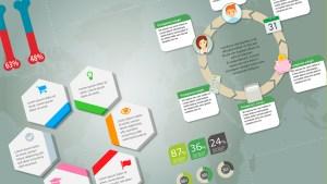 Infographics creatie