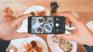 Food fotografie met je smartphone