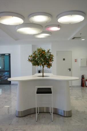 margarita table designed by Vasileios Zygouris