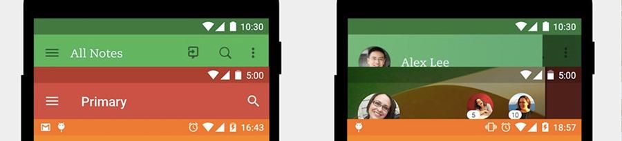 Etude sur les menus sur mobile en UX et UI