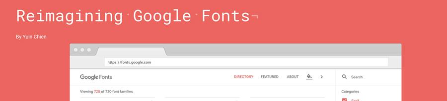 reimaging-google-font